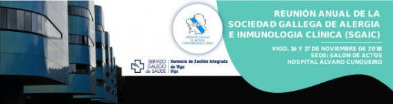 Reunión SGAIC 2018
