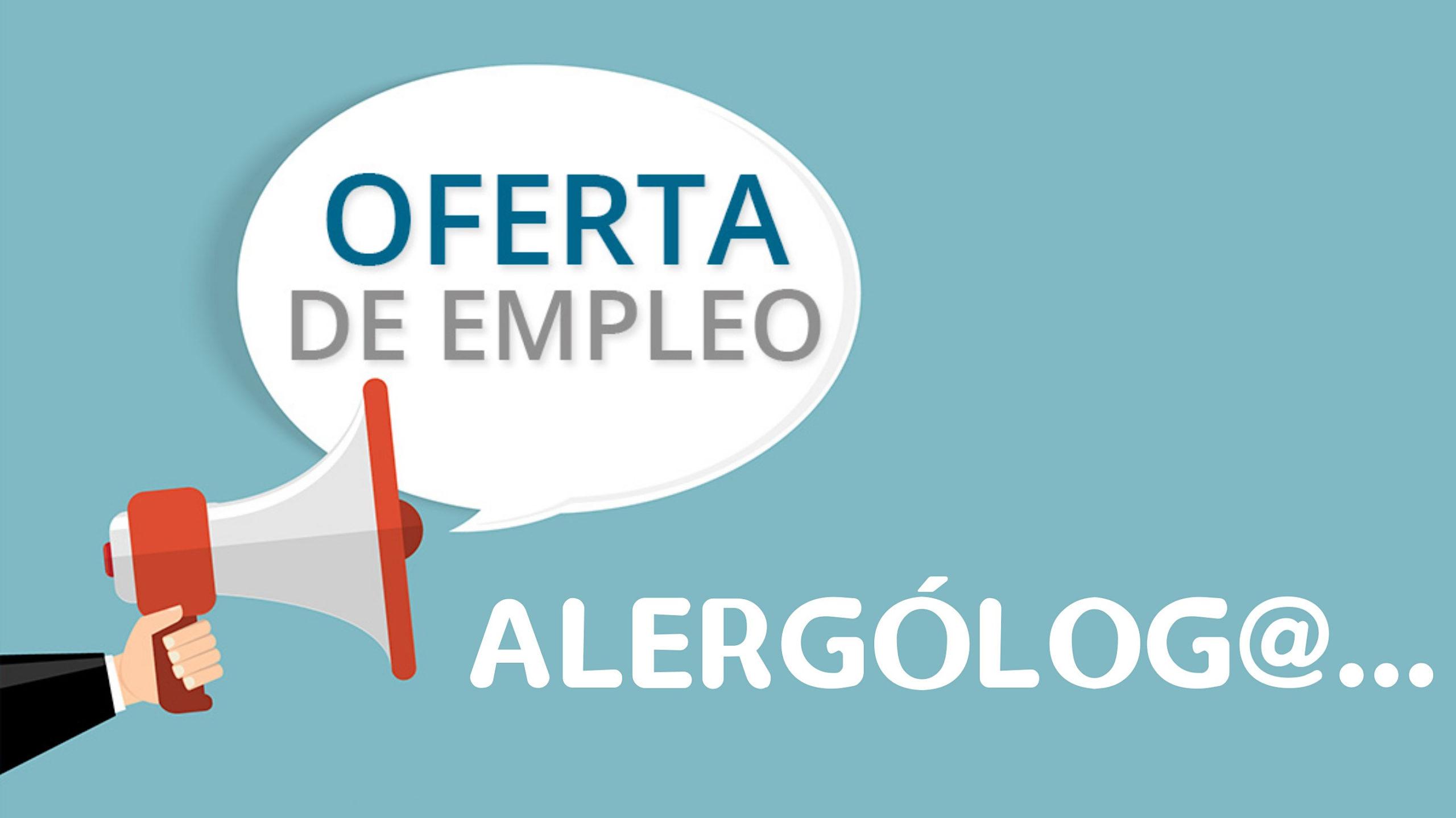 oferta empleo alergolog@